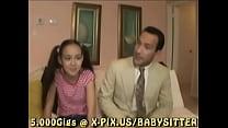 Asian Babysitter