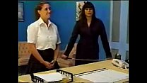 Schoolgirl gets a caning