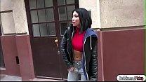 Rina fucks with a stranger for cash