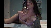 felicity feline webcam blouse and skirt