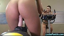 Sex Dildos Used In Punish Sex Game By Nasty Lesbo Girls (blake&karlie&kenna) movie-14
