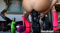 Compilation of Stretch Class #09 London Keyes, Brooklyn Lee, Lea Lexis