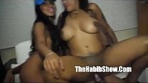 I went to Brazilian Gangbang Party in RIo P2
