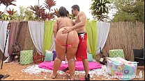 Sexy Black BBW Has Her Ass Fucked by Huge Dick