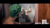 JIMENA BARON desnuda en la ducha HD
