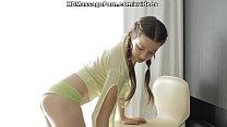 Great massage xxx video with threesome scene 1