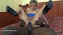 Granny wants to fuck a big black cock