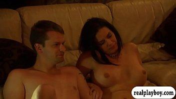 Swingers swap partners and hot groupsex in the bedroom