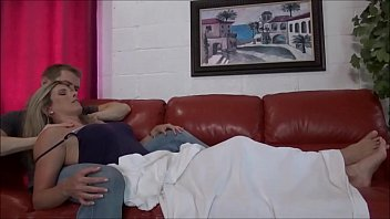 Mother & Son Spend Quiet Summer Night Together - Cory Chase - Family Therapy - Preview