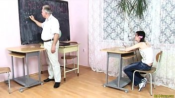 two old men fuck young girl